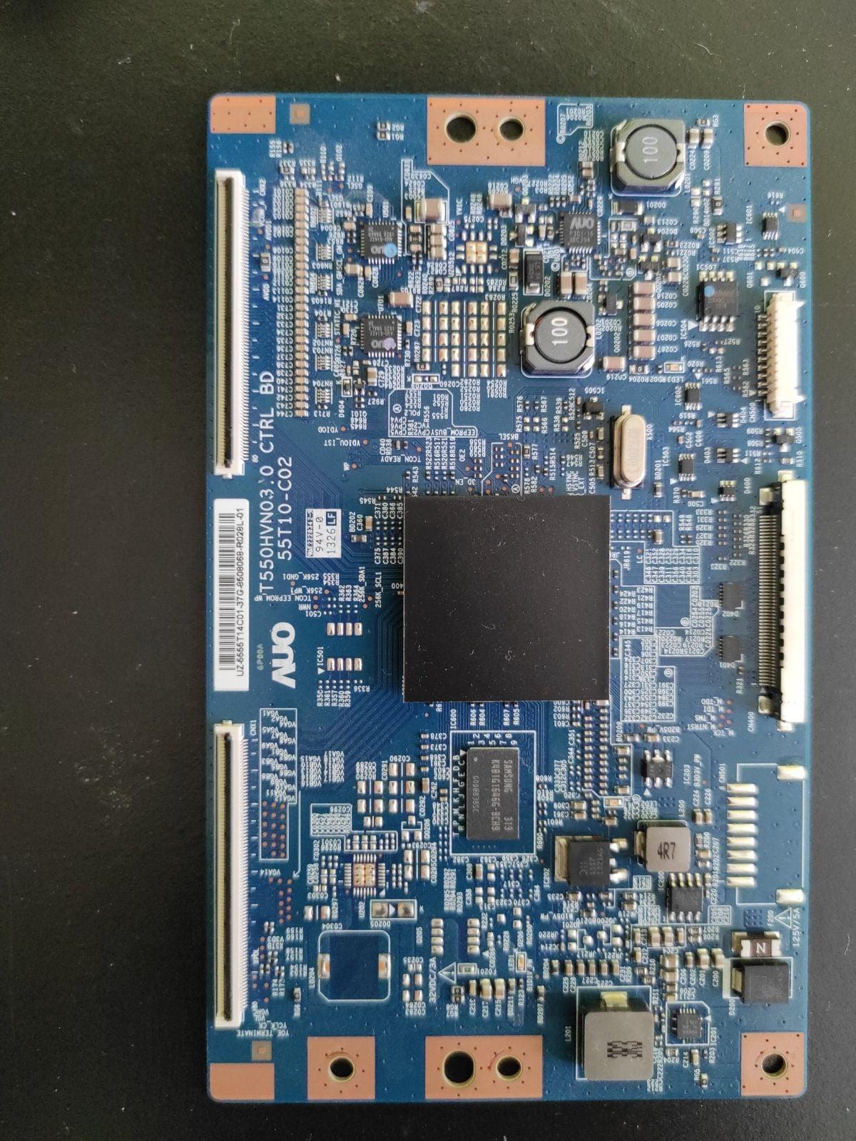 SAMSUNG UN55FH6003F T-Con Board 55T10.C0