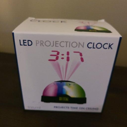 LED projection clock NIB by tzumi
