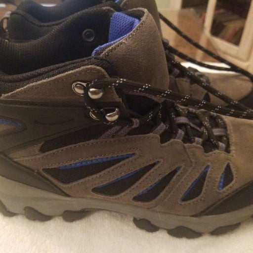 Croft & Barrow mens Ortholite boots size