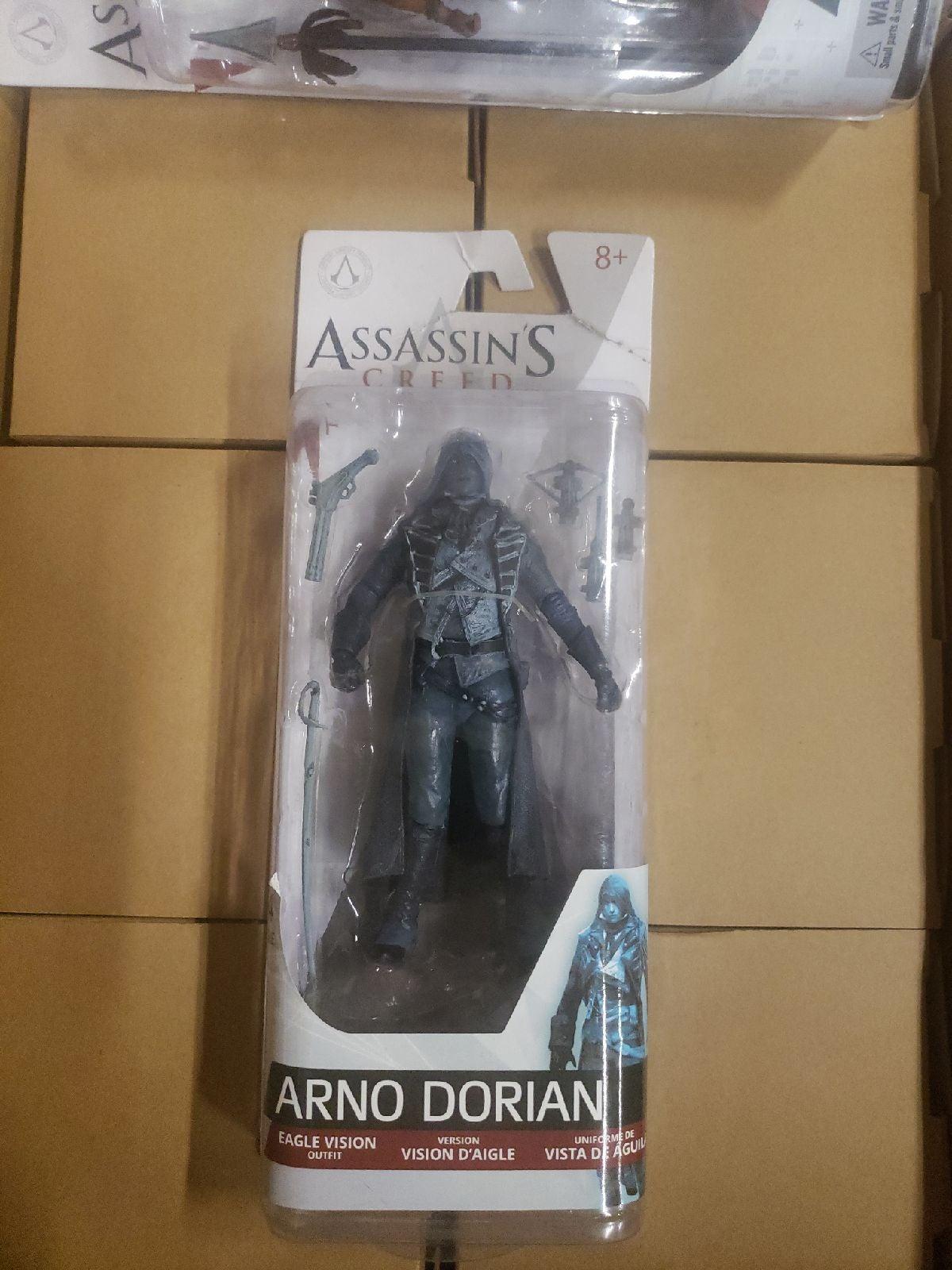 Assassin's Creed Arno Dorian Eagle Vis