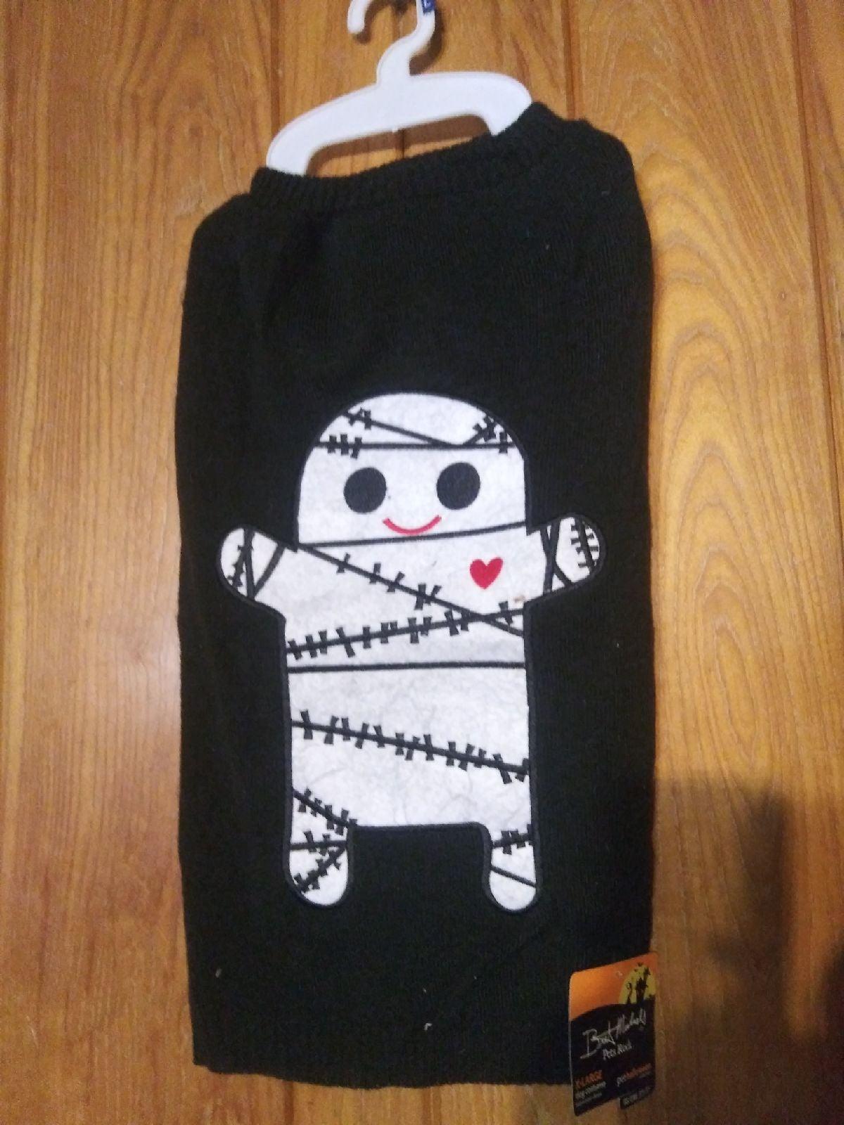 bret Michaels Halloween sweater