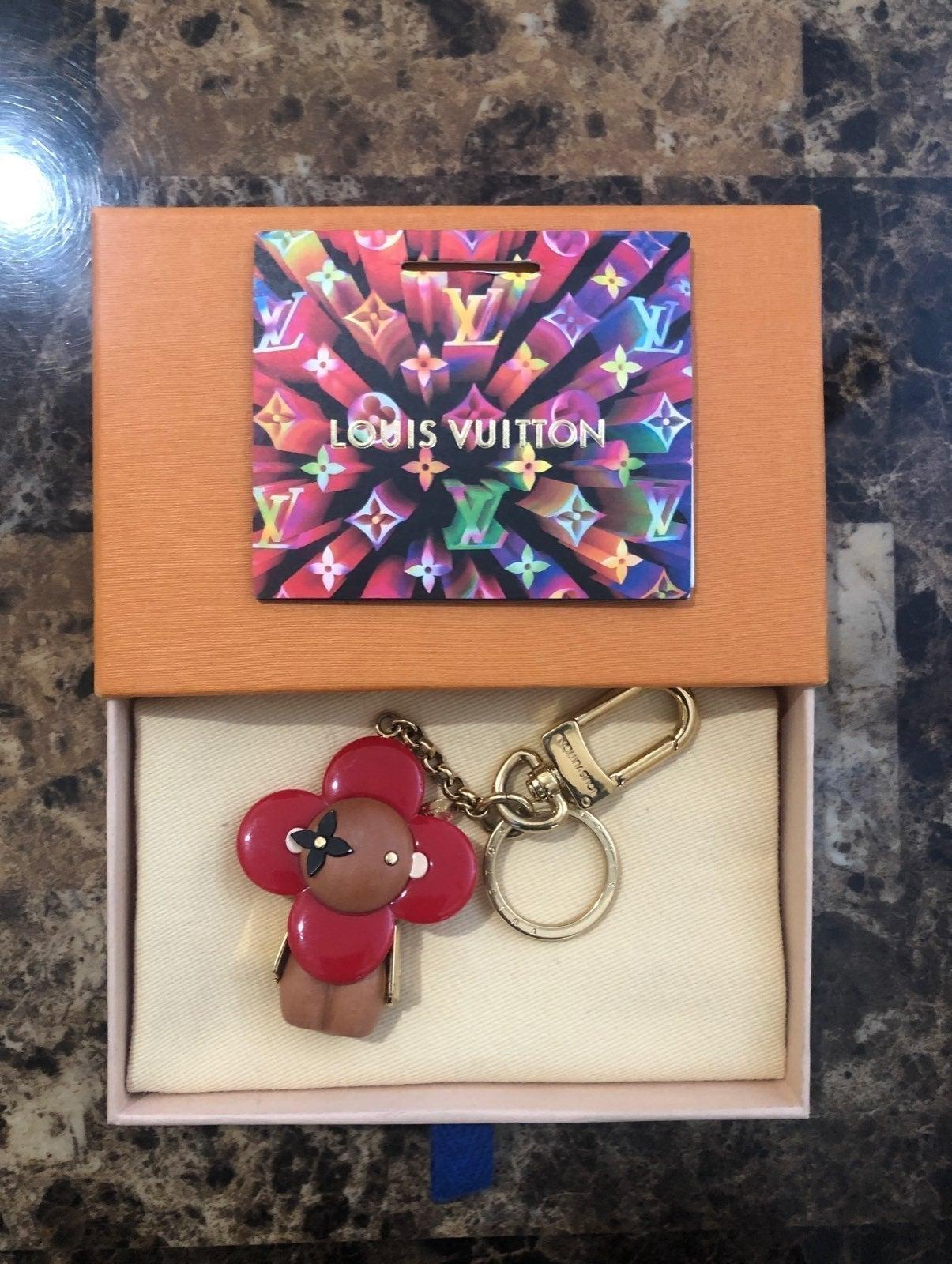 Louis Vuitton Vivienne Charm