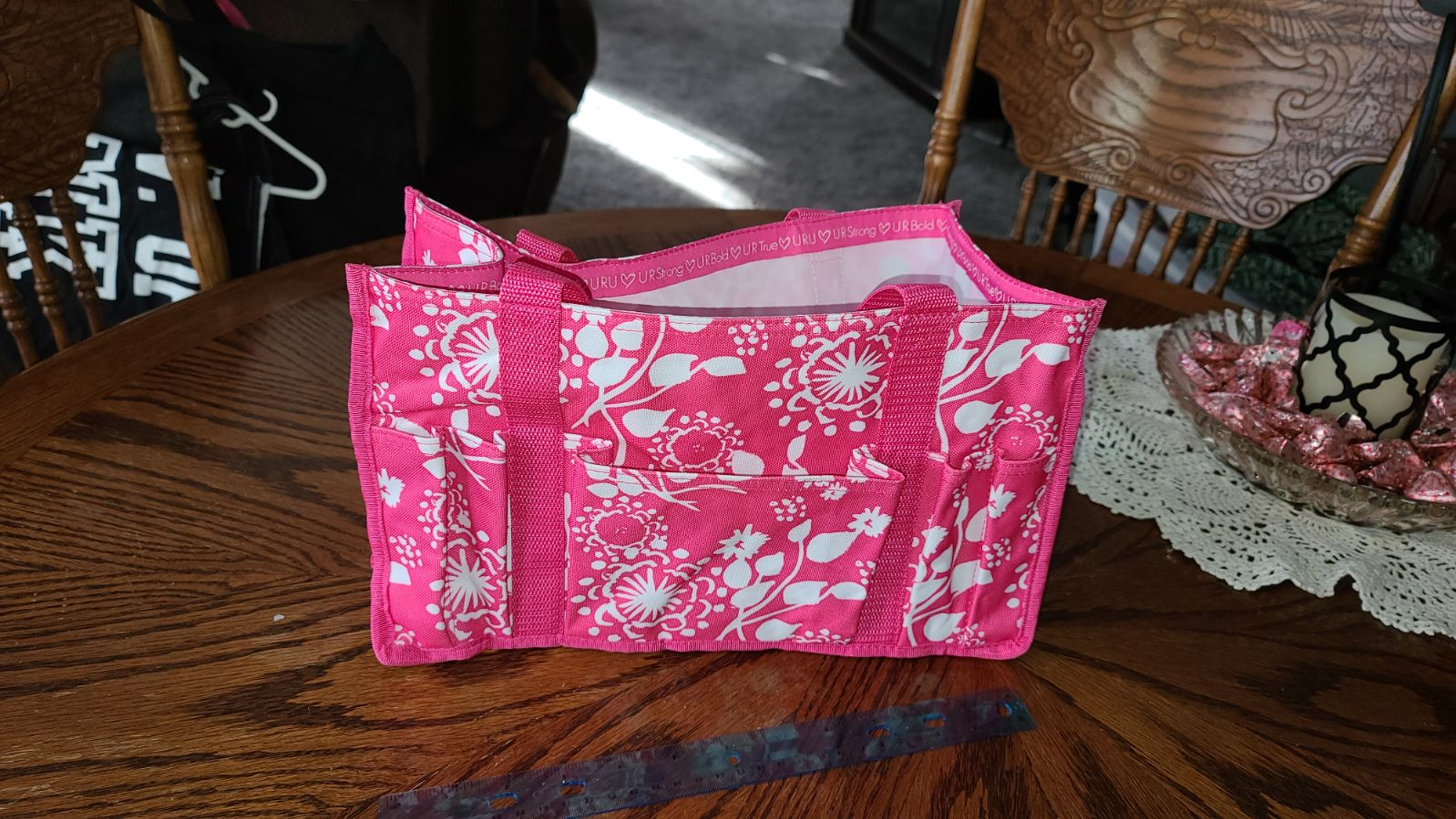 Thirty-One utility tote small