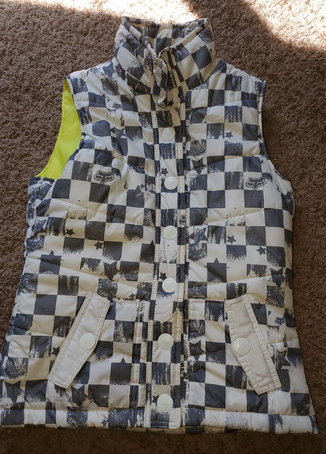 Size large fox racing vest