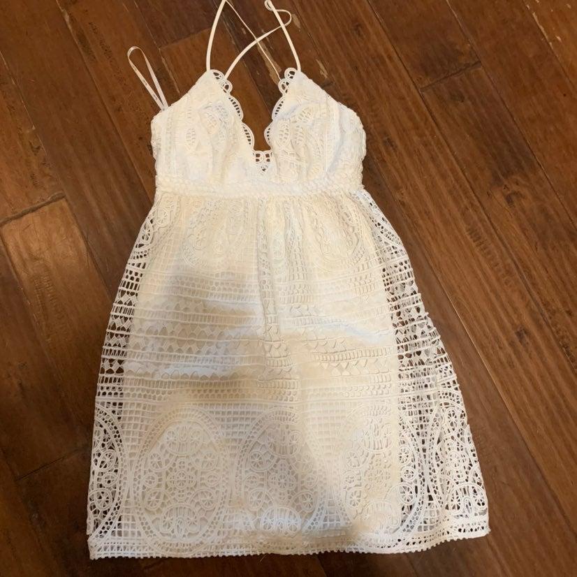 Bardot brand lace dress
