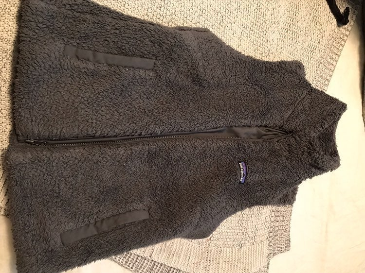 womens Patagonia vest