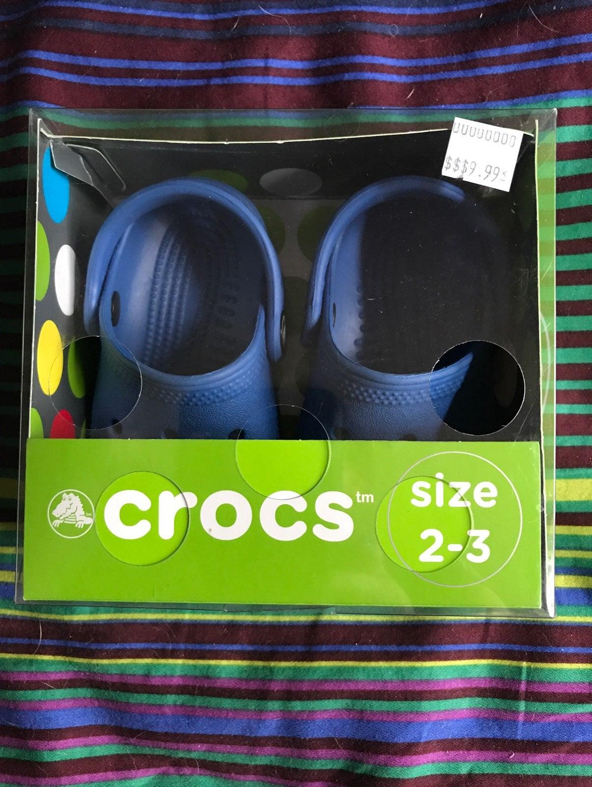 Crocs 2-3