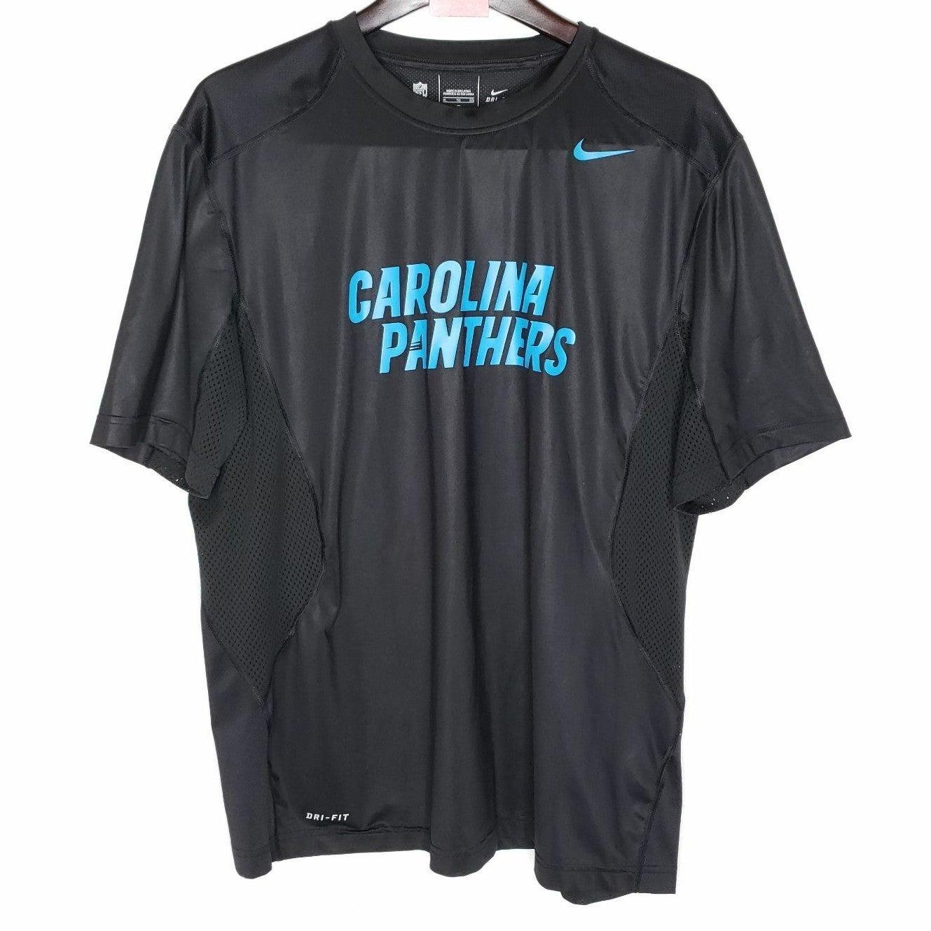 Nike Dri Fit Carolina Panthers Shirt XL