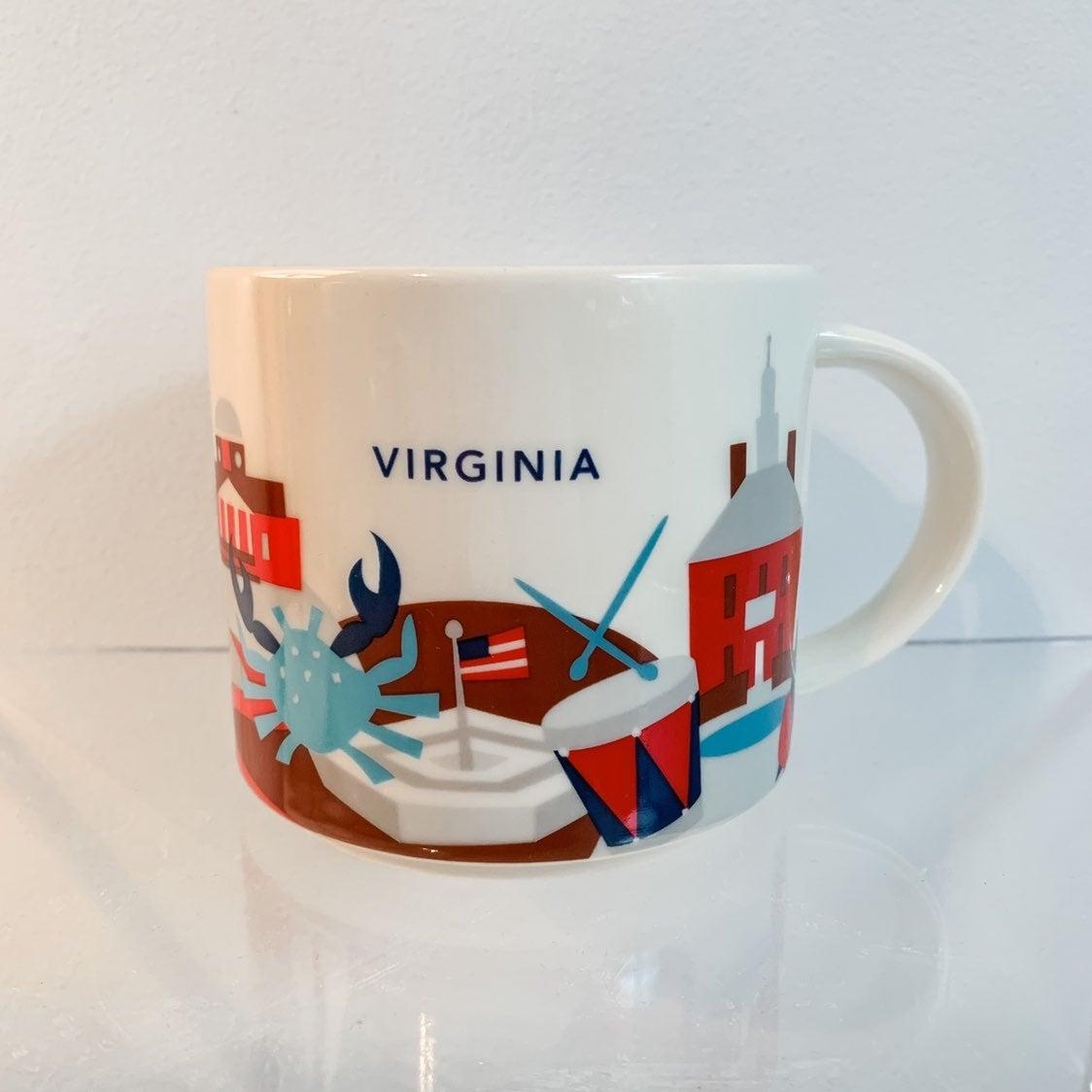 Starbucks YAH Virginia Mug
