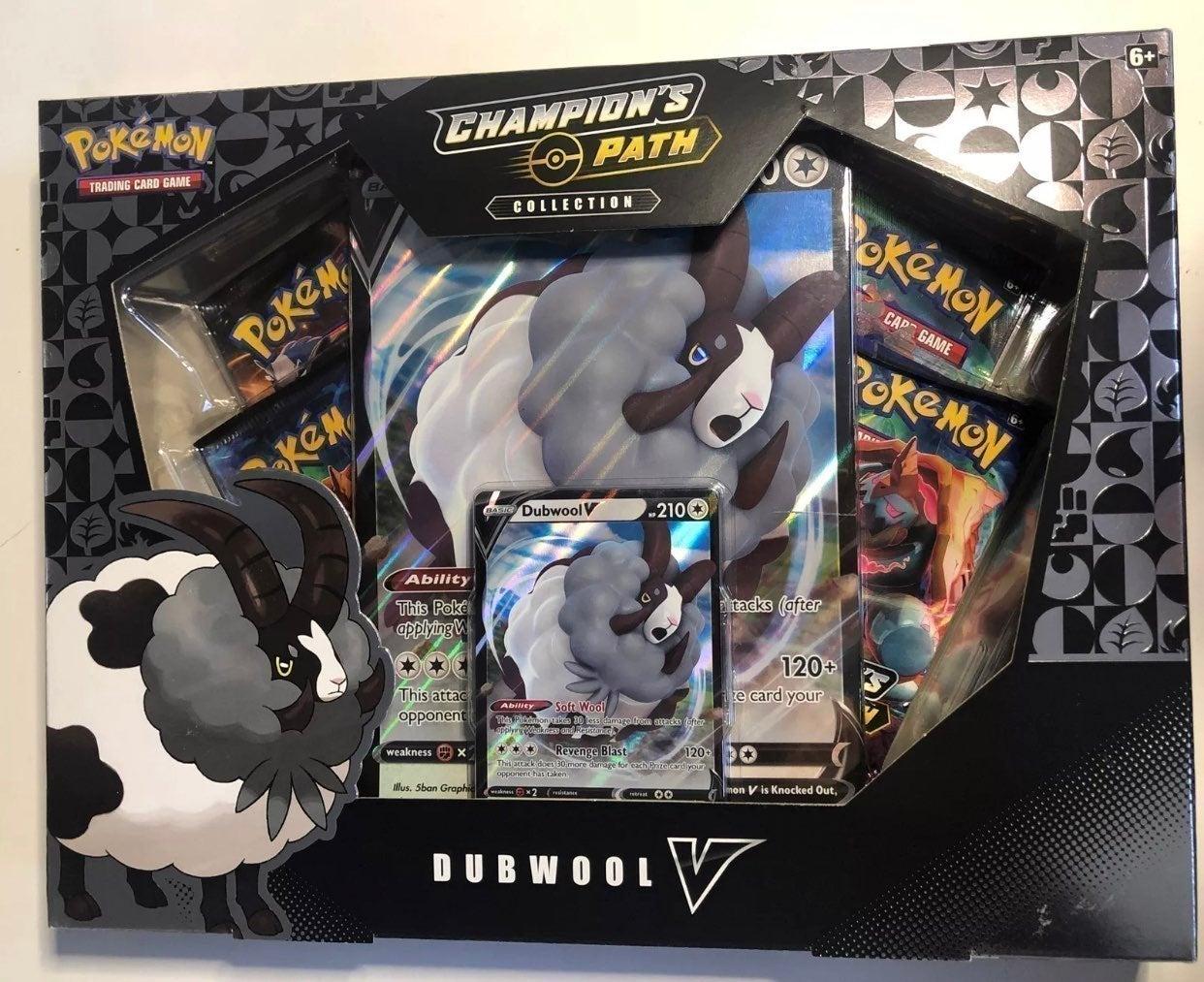 Pokemon Cards Lot - Champion Vivid ETB