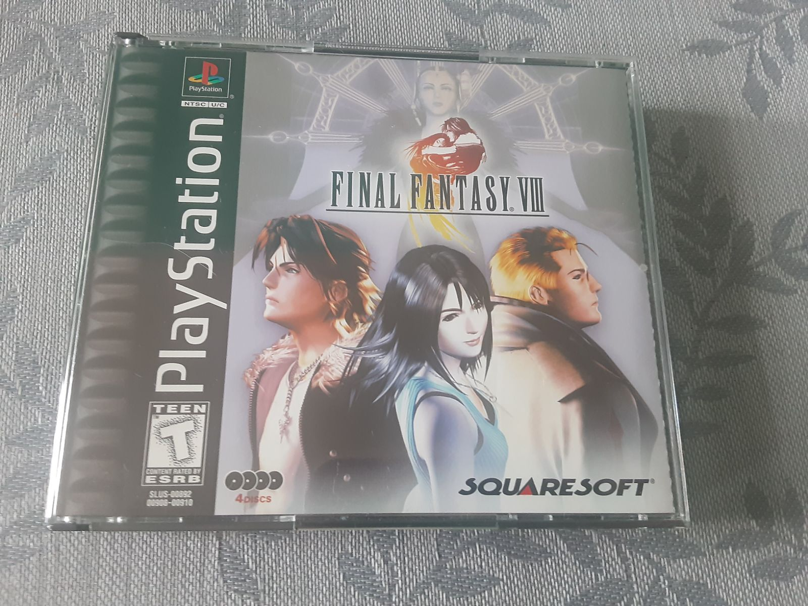 Final Fantasy VIII PS1