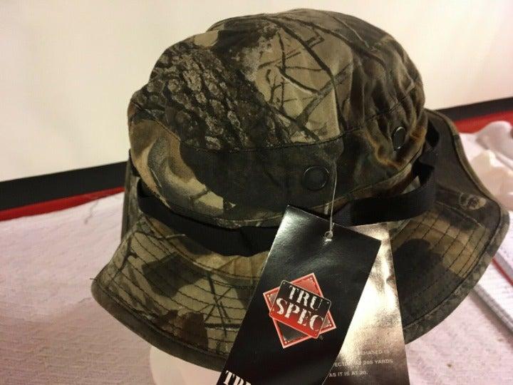 NWT TRU-SPEC REALTREE BOONIE HAT 02813
