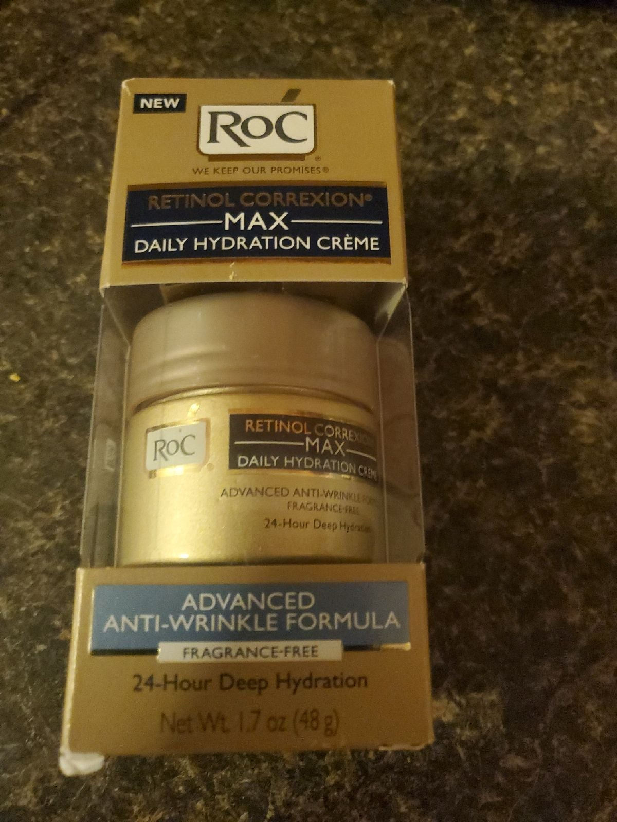 Roc Retinol Cream Fragrance Free