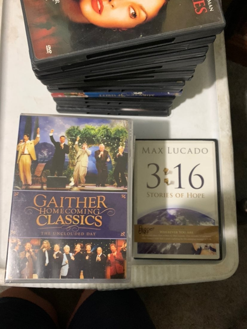 Gaither Homecoming Classics Lot