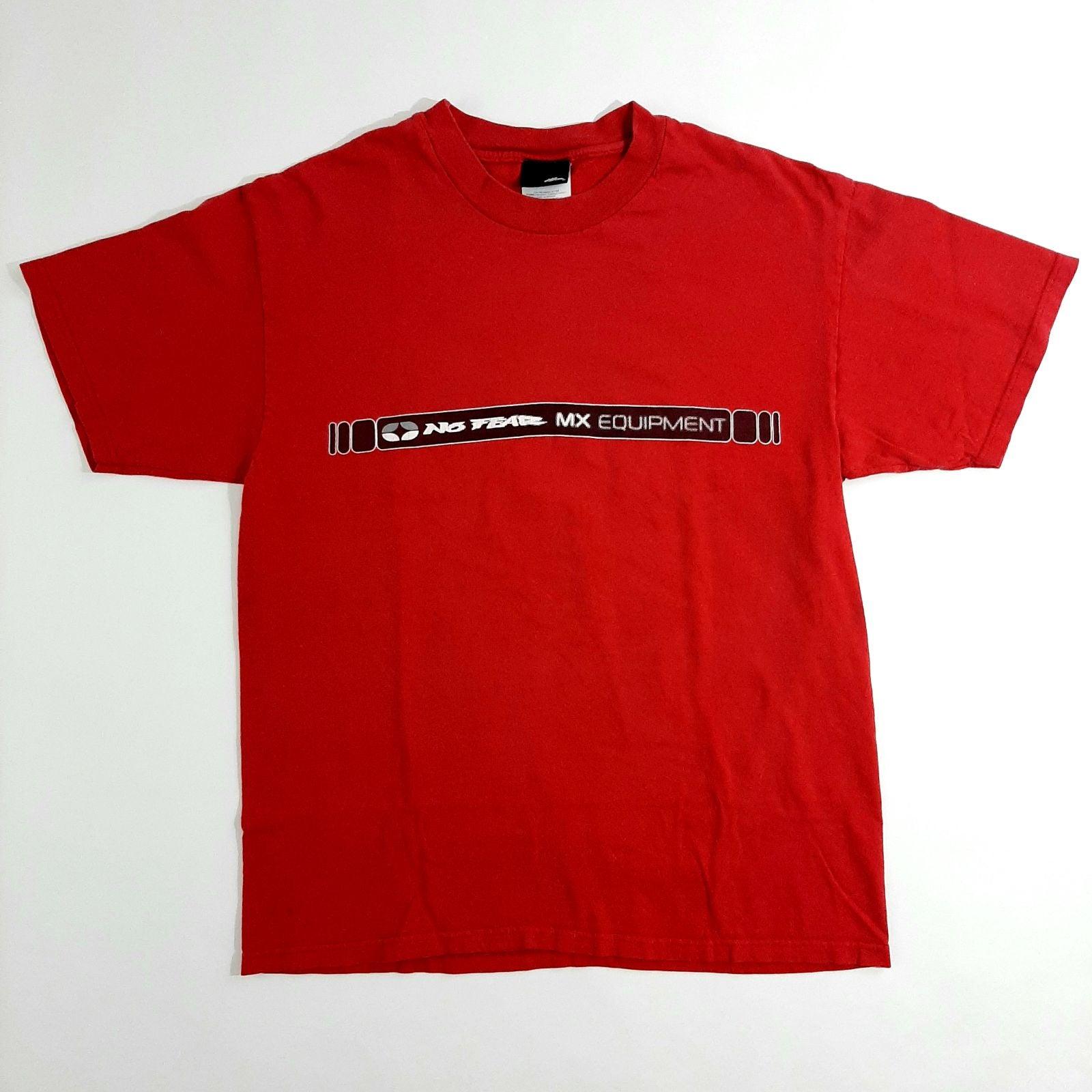VTG No Fear MX Equipment Men's T-Shirt