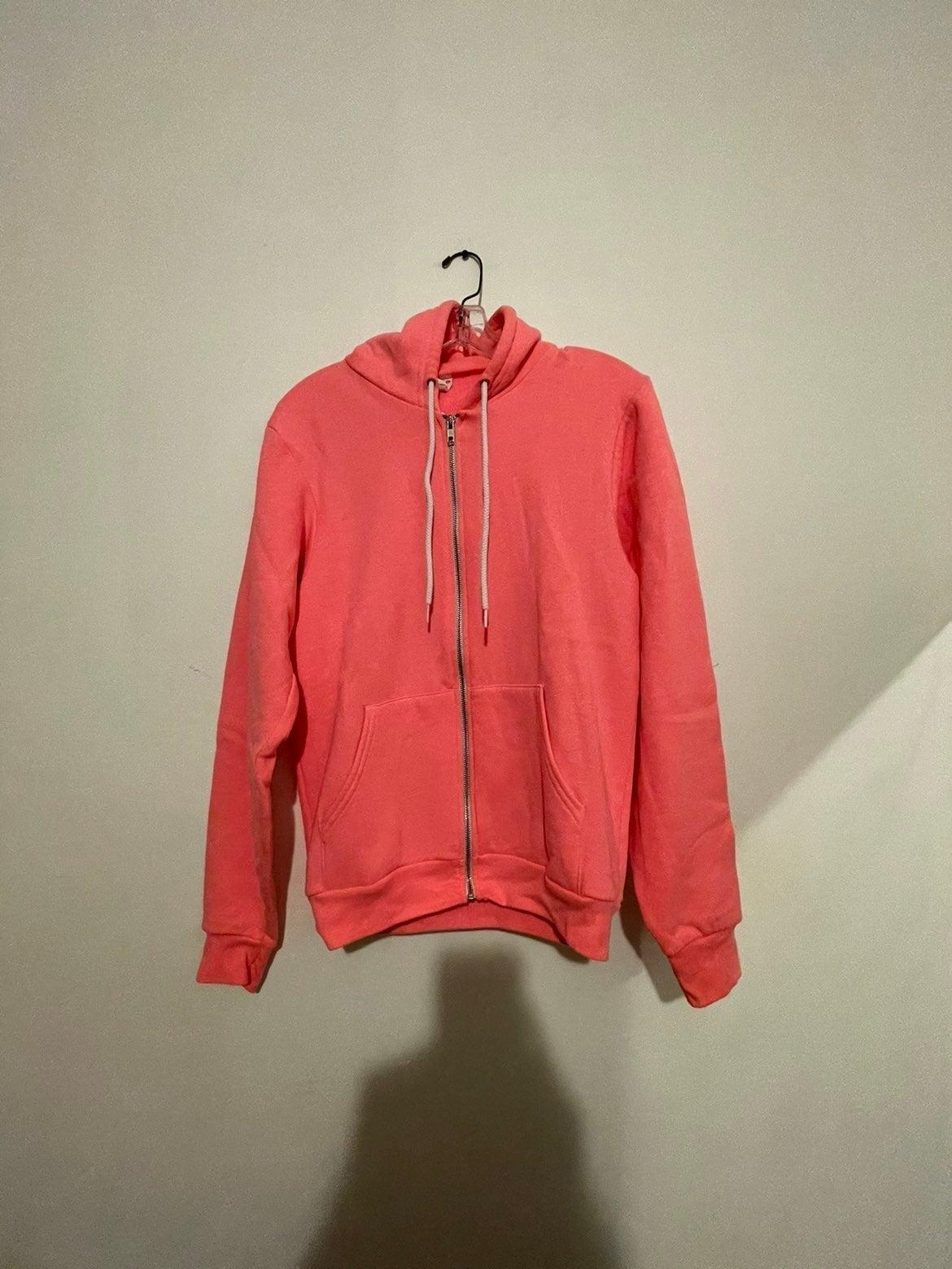 American ApparelNeon pink sweater