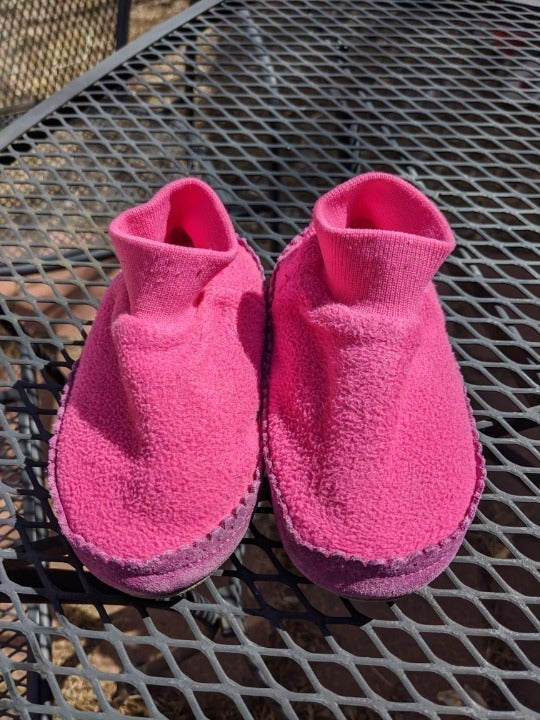 L.L. Bean Toddler Slippers 7/8