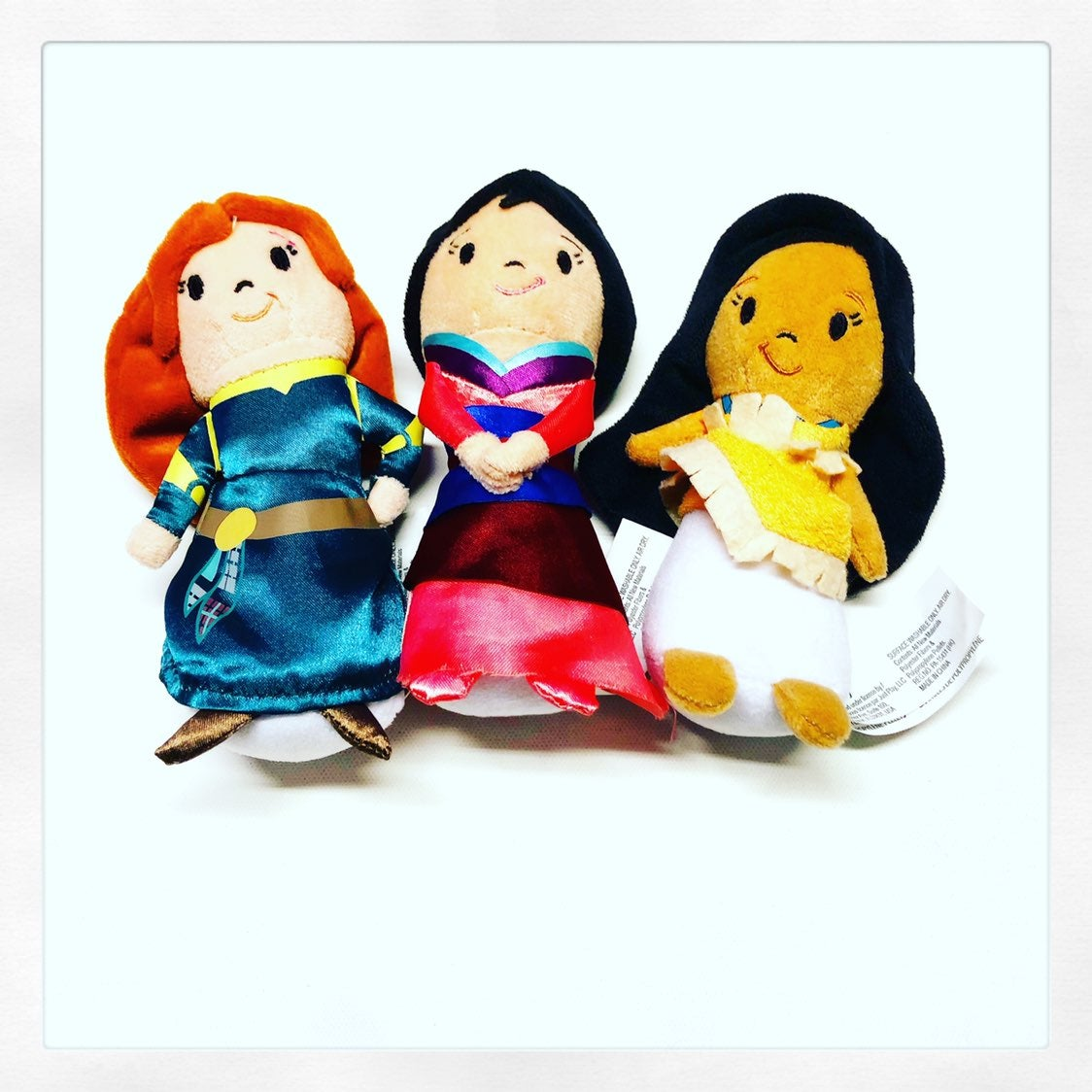Disney Princess Plush Set