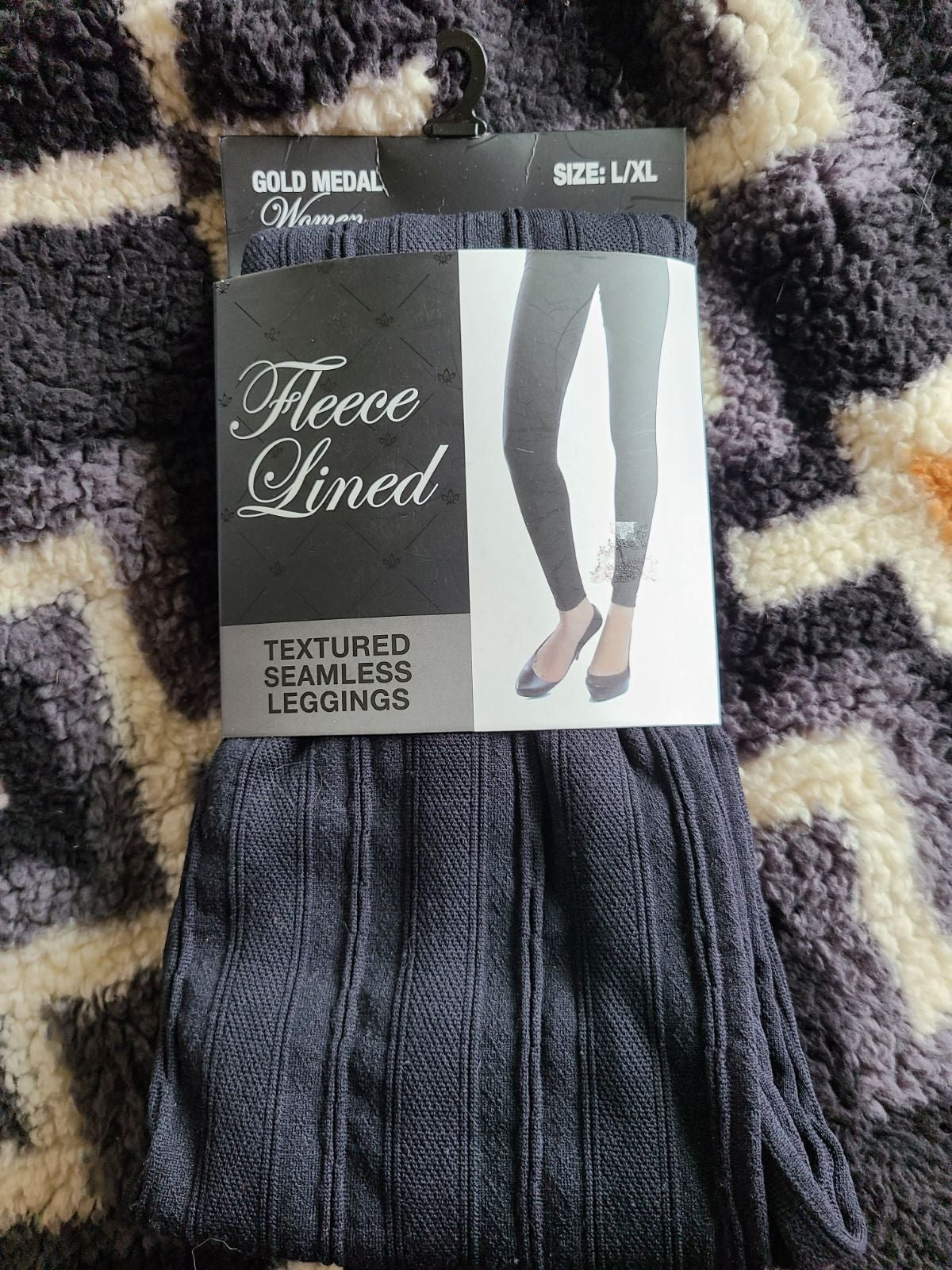 Nwt fleece leggings