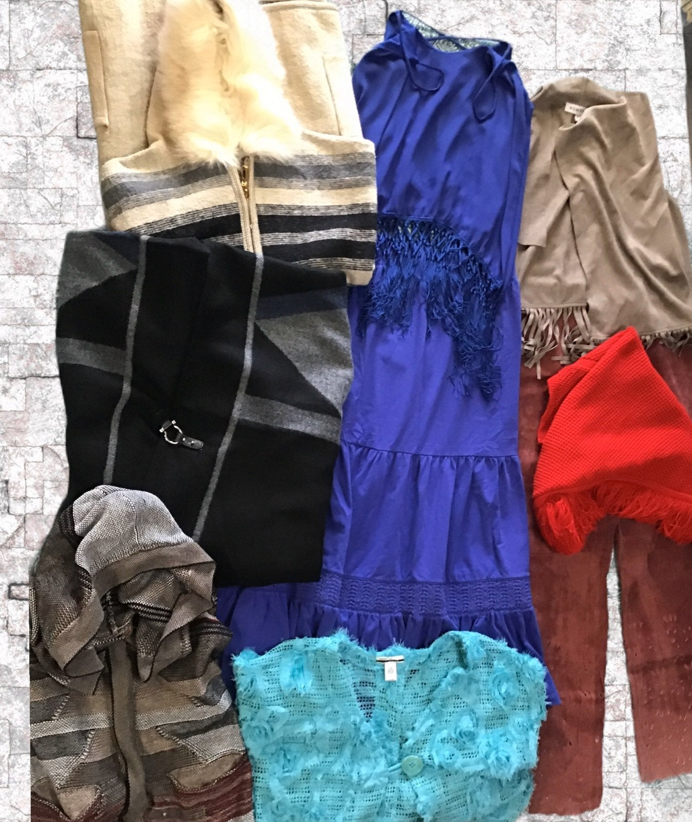 Womens Resellers lot asst sizes BOHO