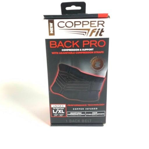 Copper Fit Back Pro L/XL
