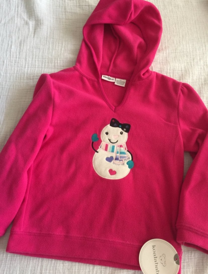 Snow Girl Sweater Size 3t