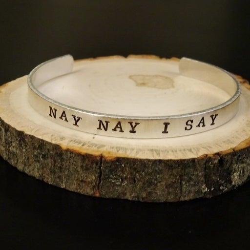 Bailey Sarian Nay Nay I Say Bracelet