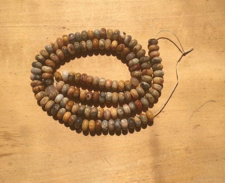 Natural semi precious beads