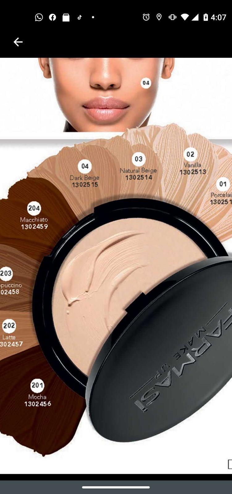 Farmasi Cream Face Makeup Mercari