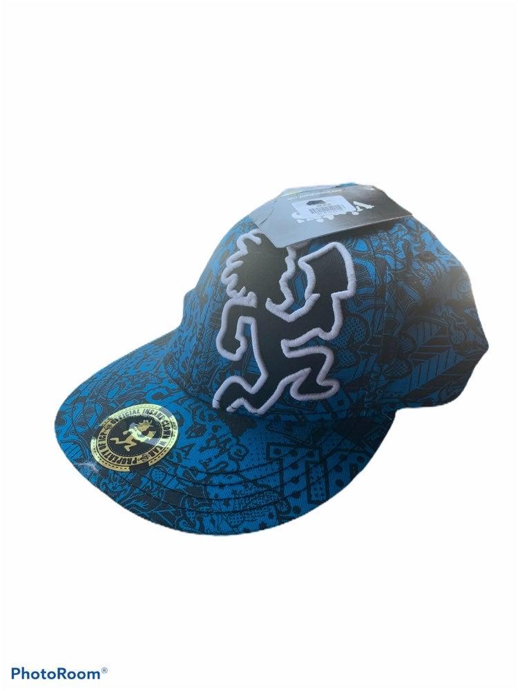 Insane Clown Posse Blue Hat Cap NEW