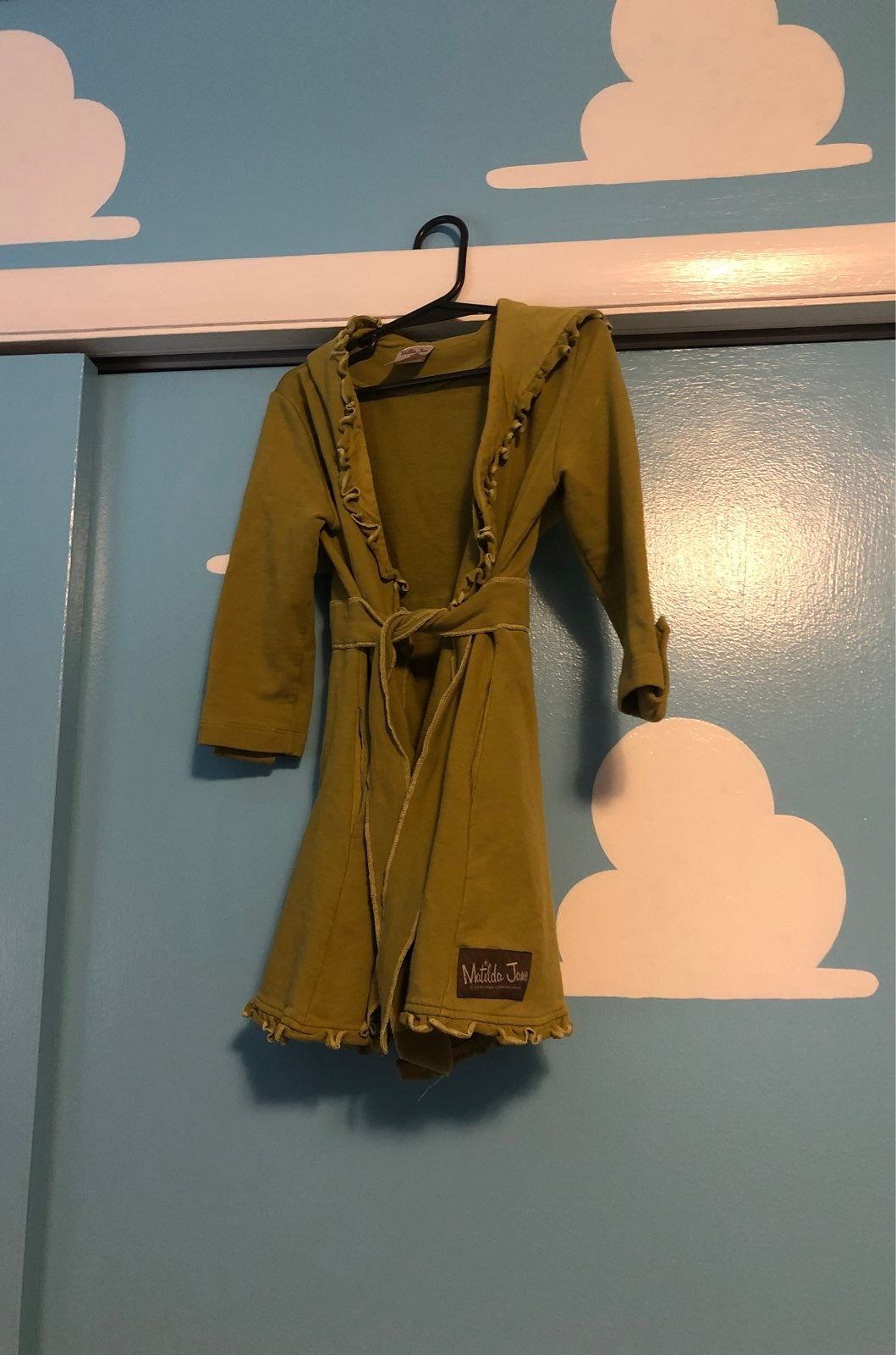 Matilda Jane size 6 Willow Coat