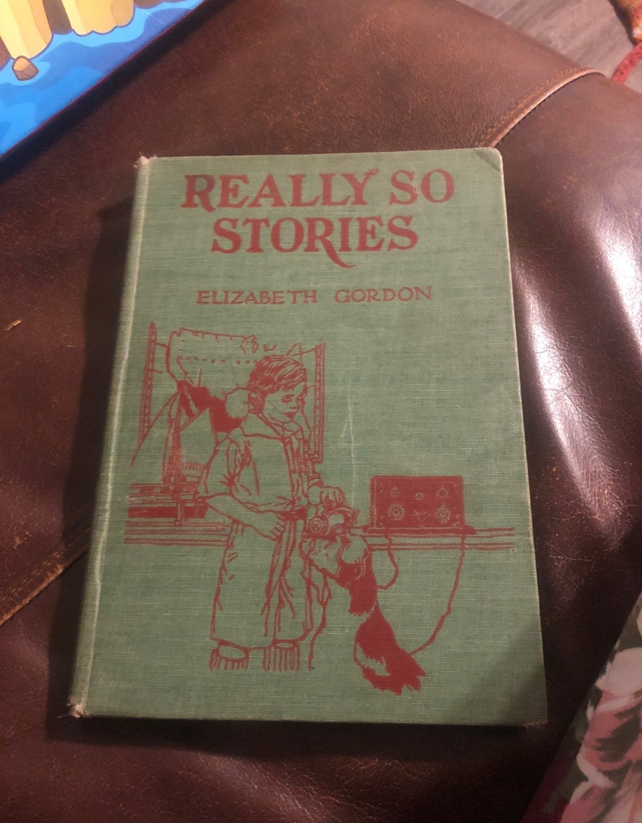 Really so stories vintage book 1924