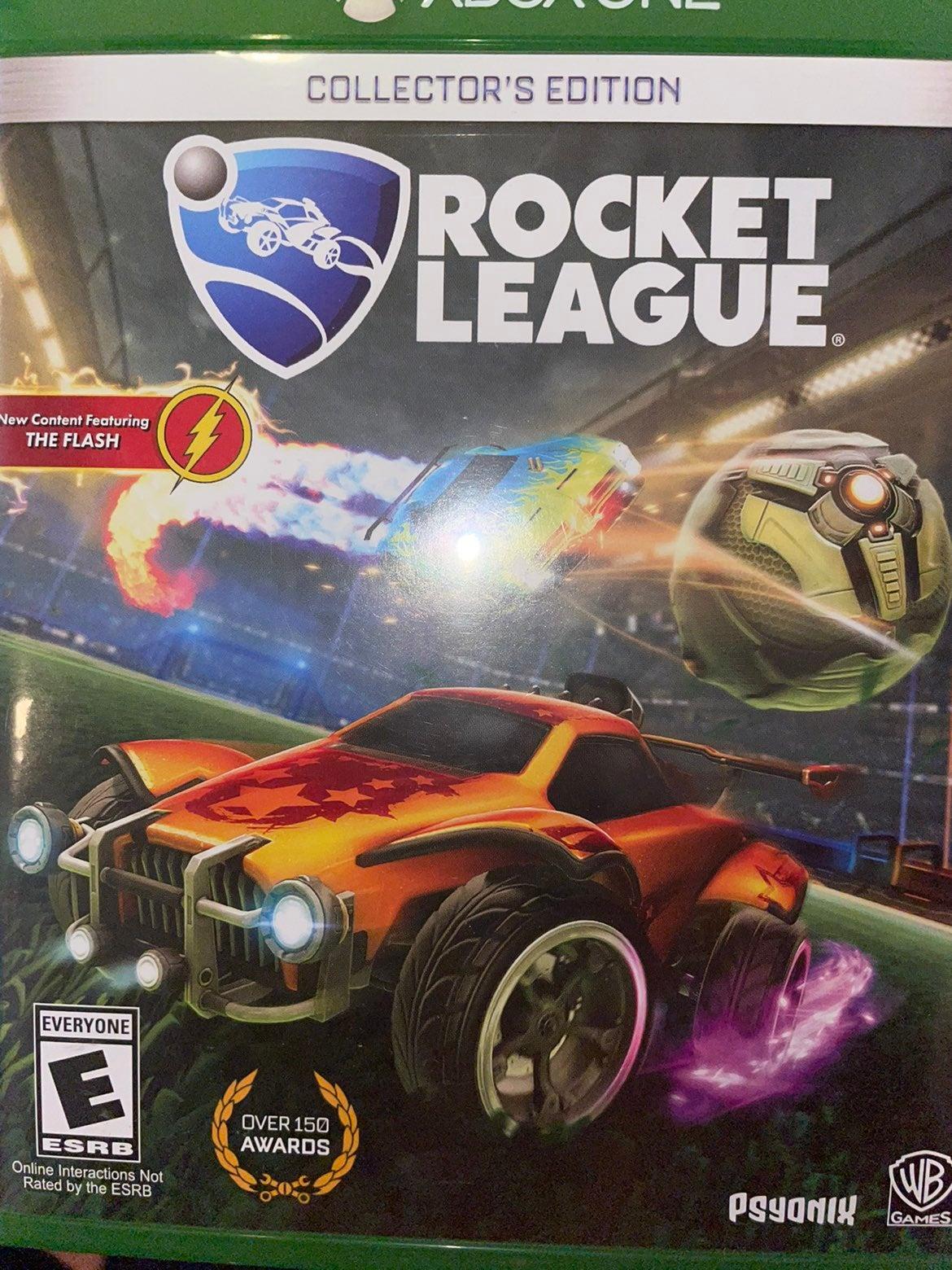Rocket League on Xbox One