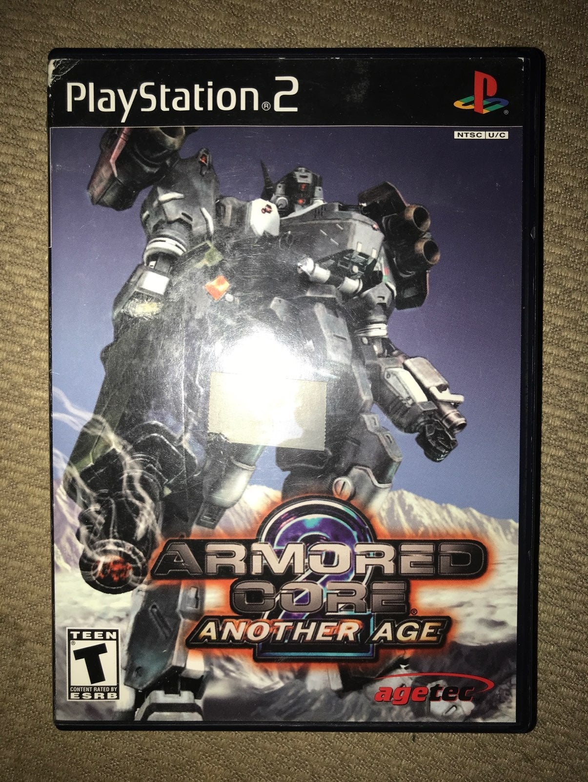 Armored Core 2: Another Age PS2 CIB