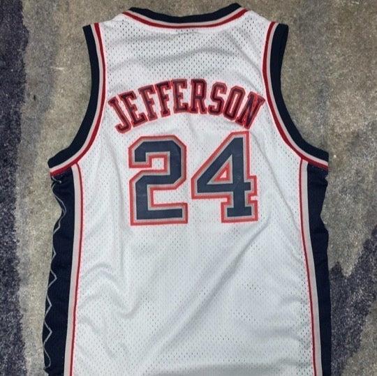 Richard Jefferson '01 NY Nets Jersey