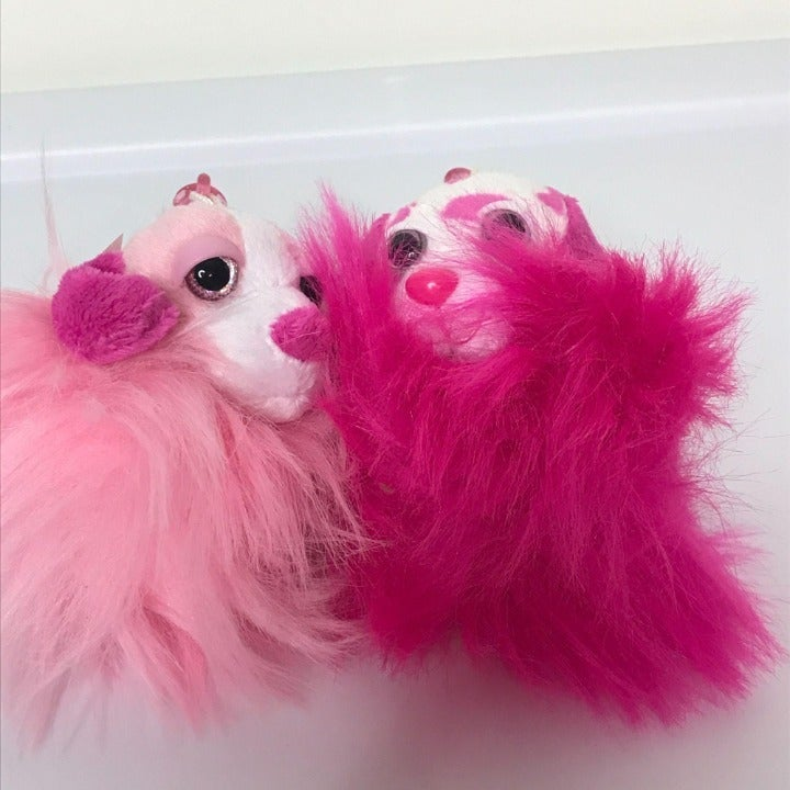 Russ Lil Peepers Set of 2 Plush Backpack