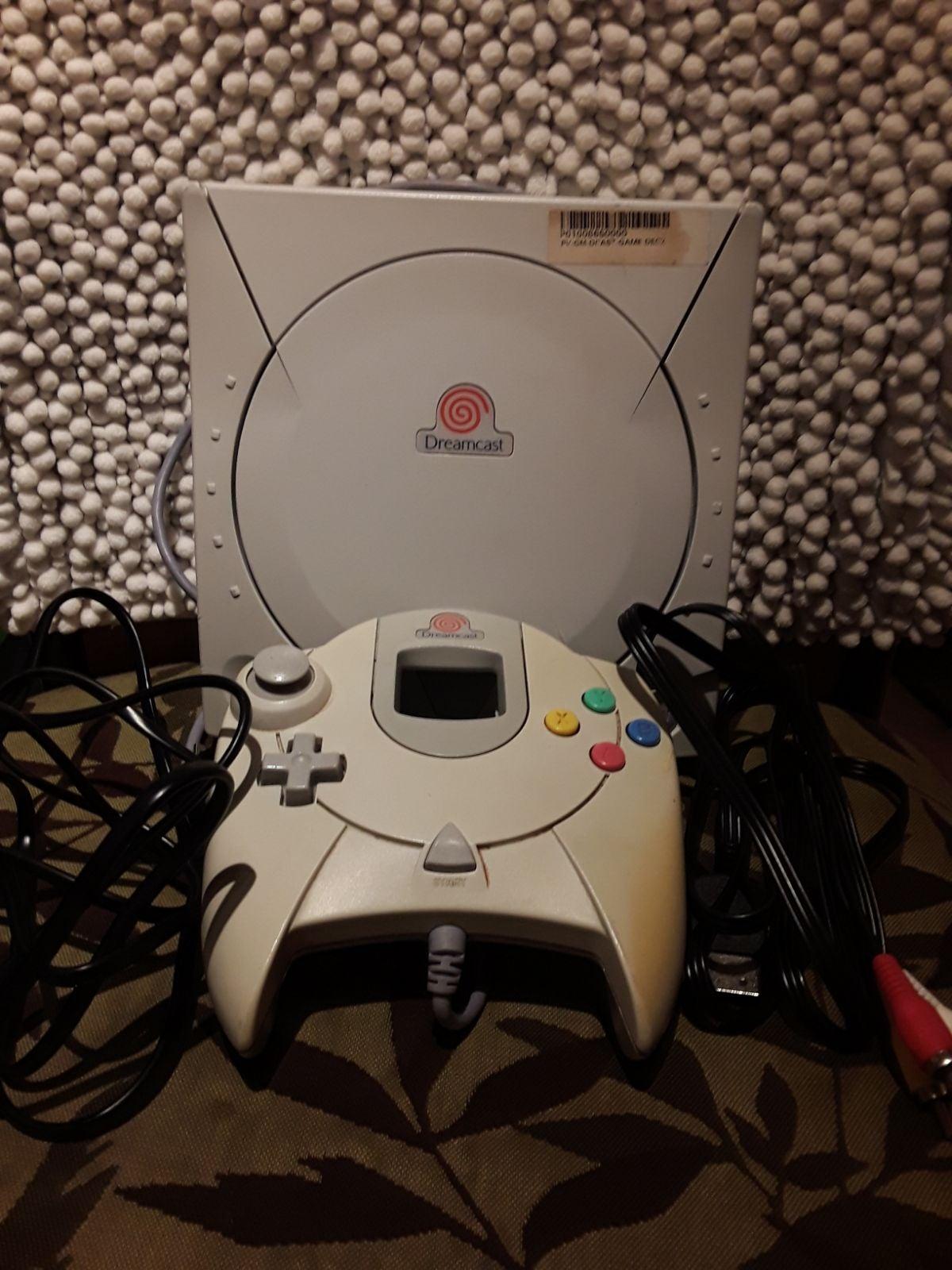 Sega dreamcast (read description)