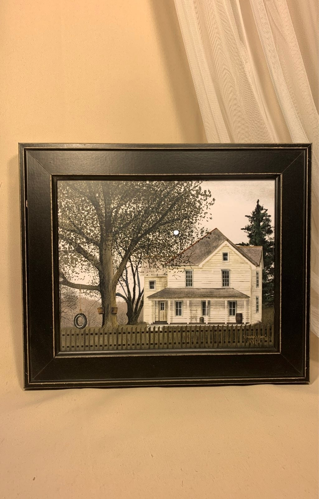 Framed art print  by Billy jacobs