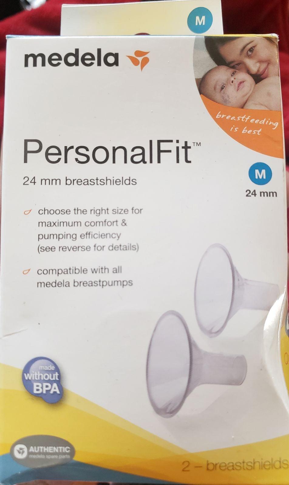 Medela PersonalFit 24 mm breastshields