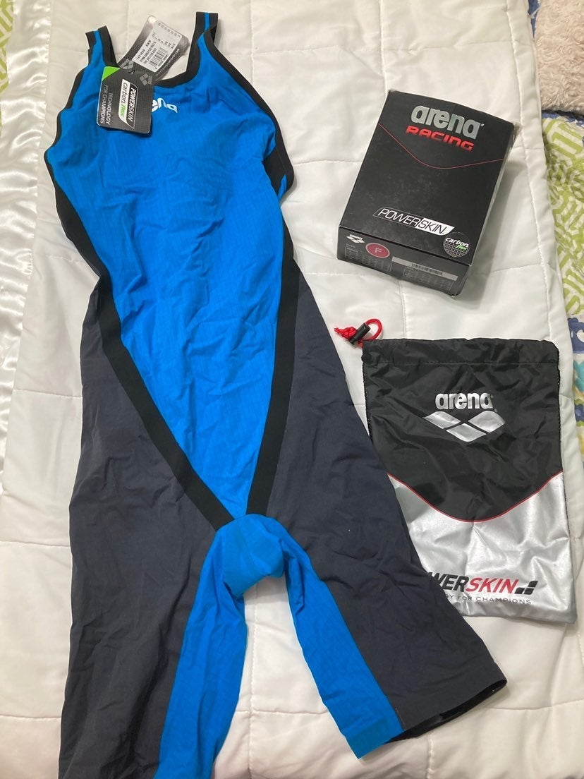 Women's Arena Carbon Flex Tech Suit