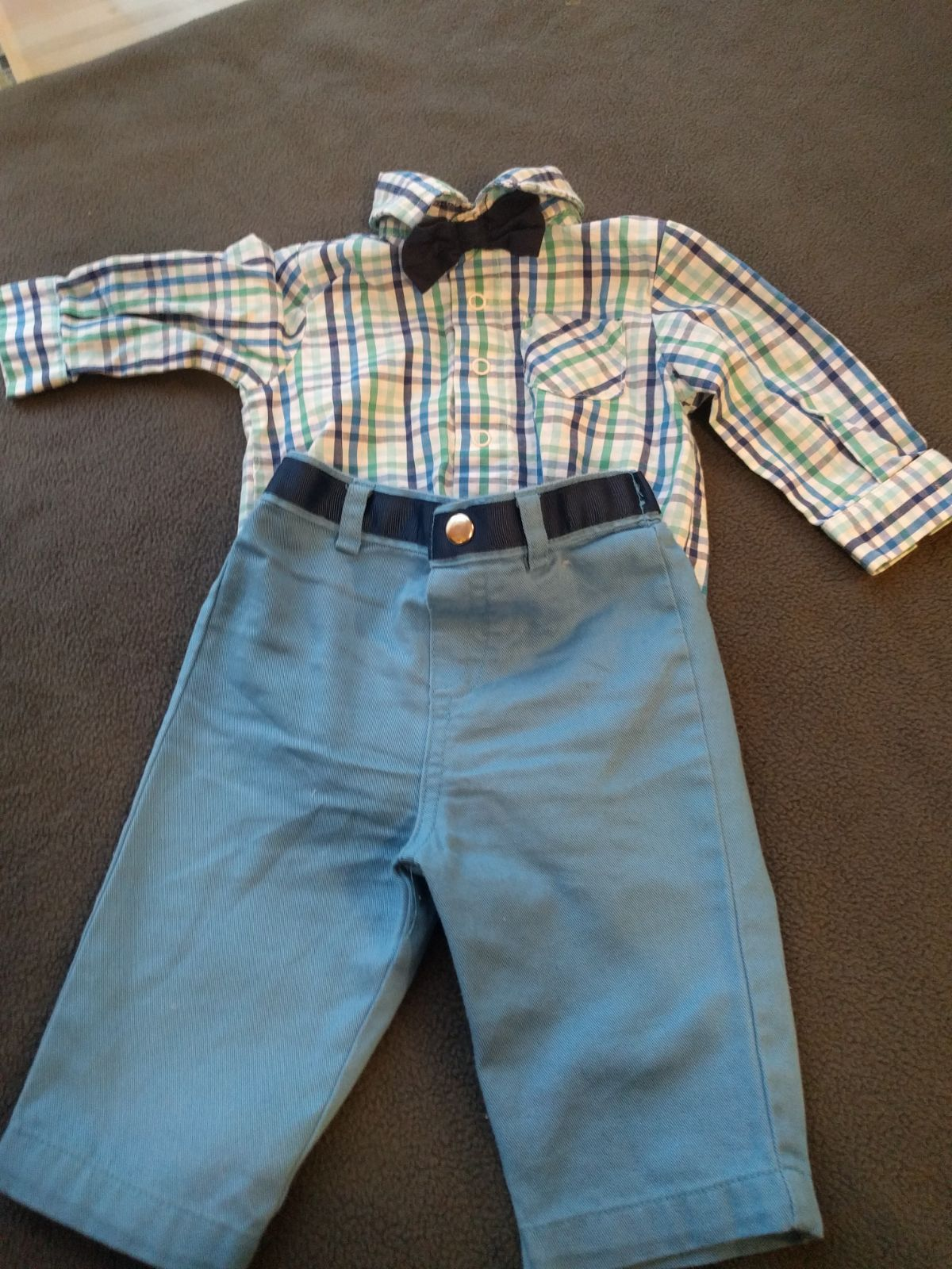 Babyrageous boy outfit 3m