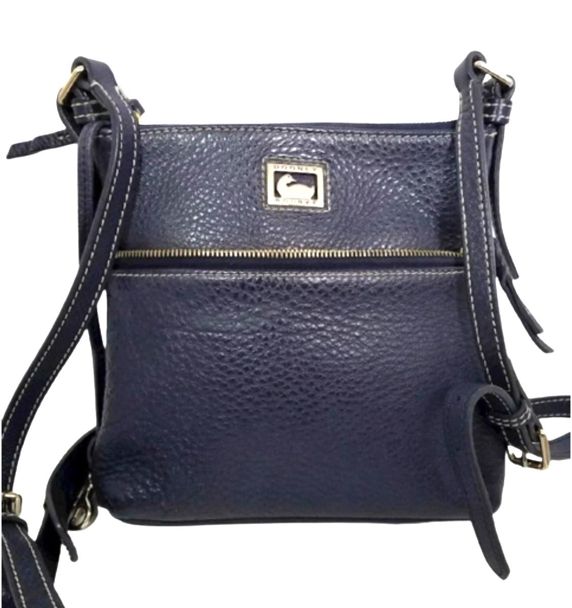 Dooney & Bourke Pebbled Leather Bag