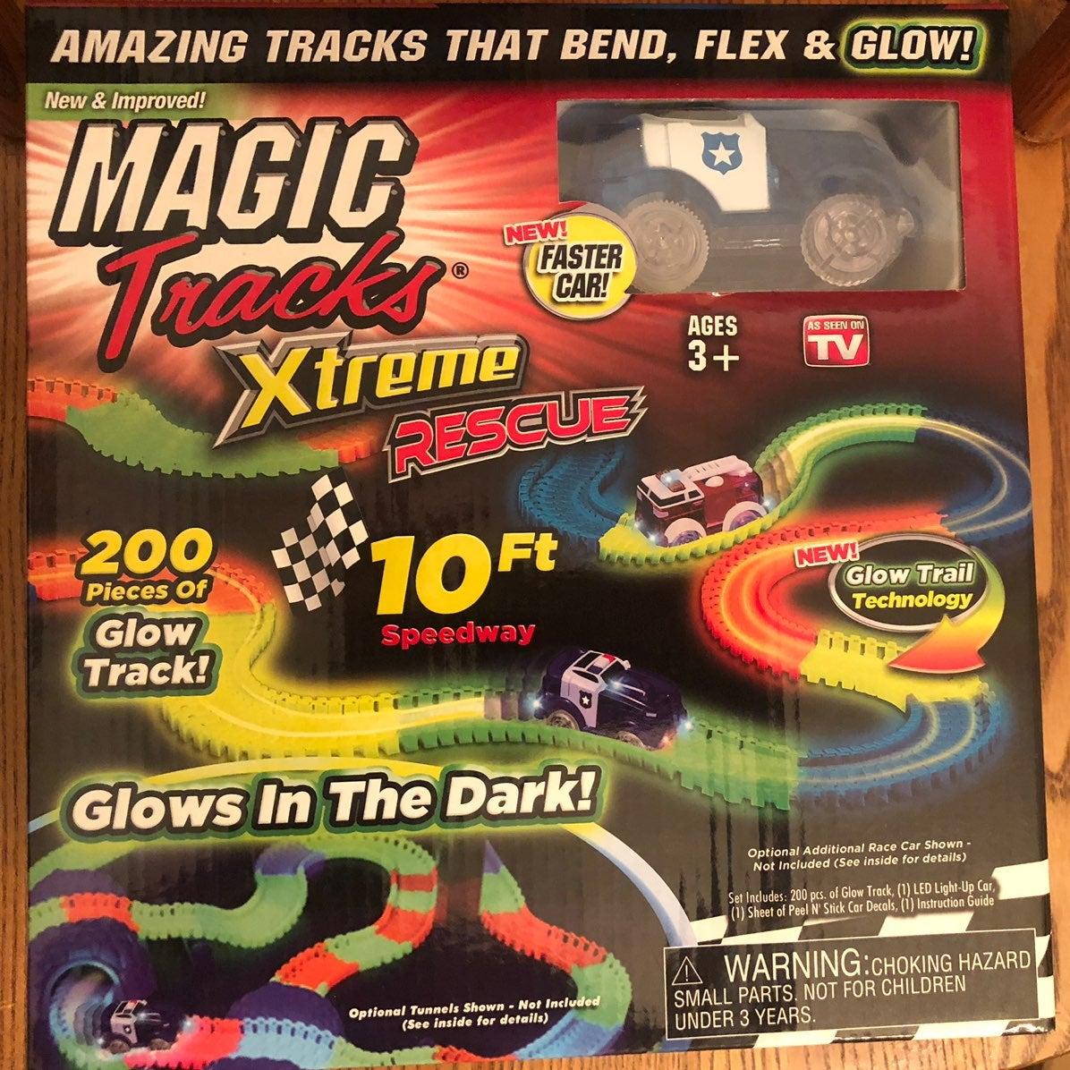 MAGIC TRACKS XTREME RESCUE