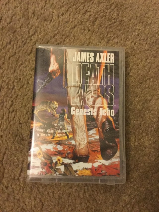 James Axler DeathLands Cassette Set