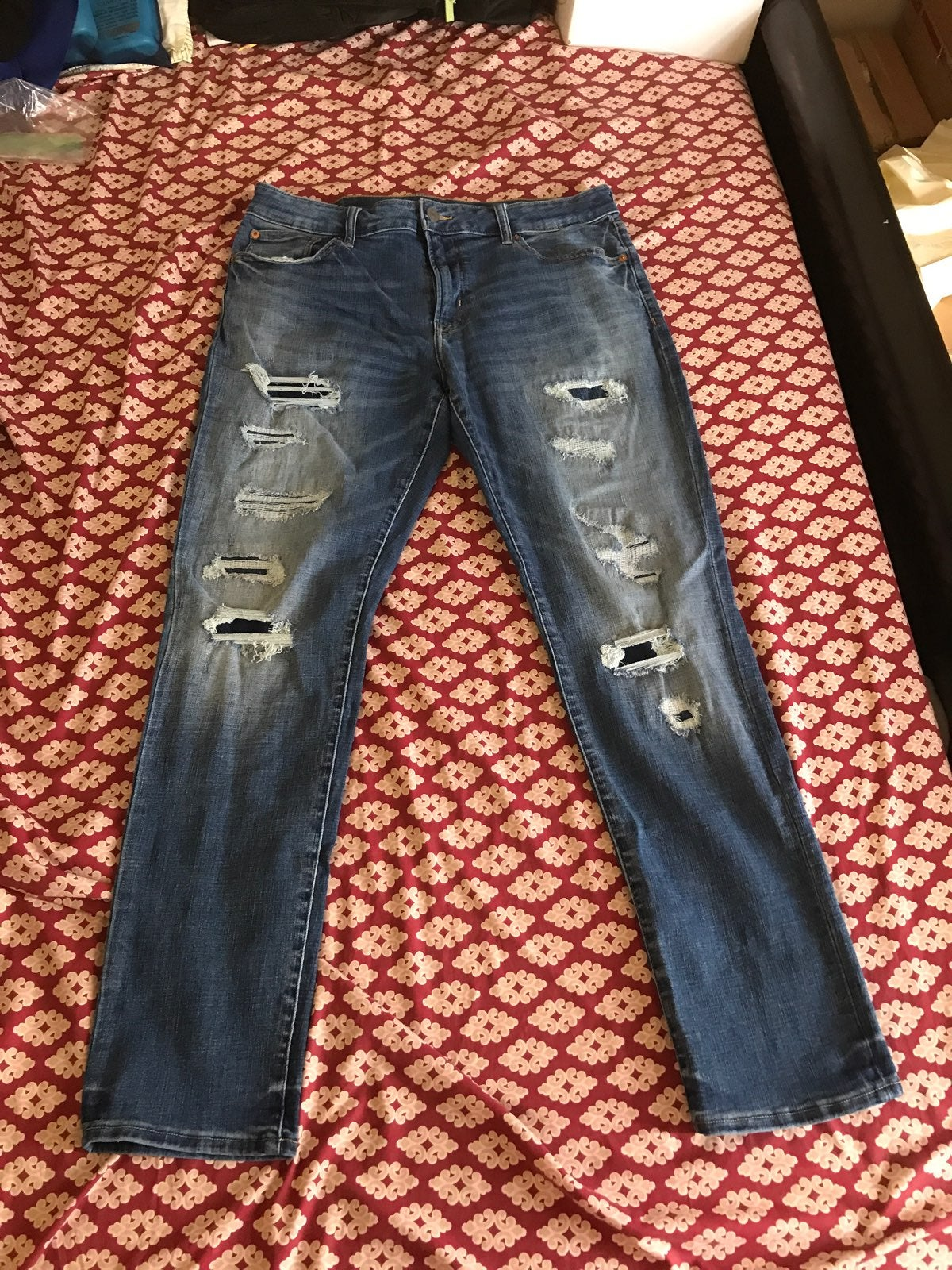 Men's American Eagle Slim Jeans 36 32