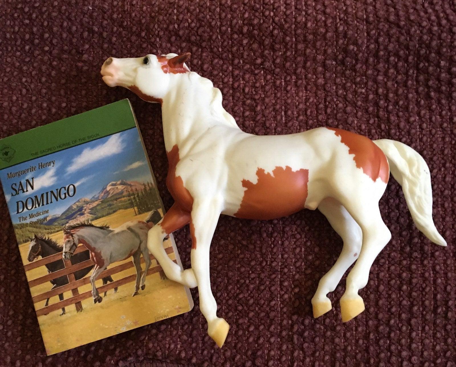 San Domingo The Medicine Stallion Book a