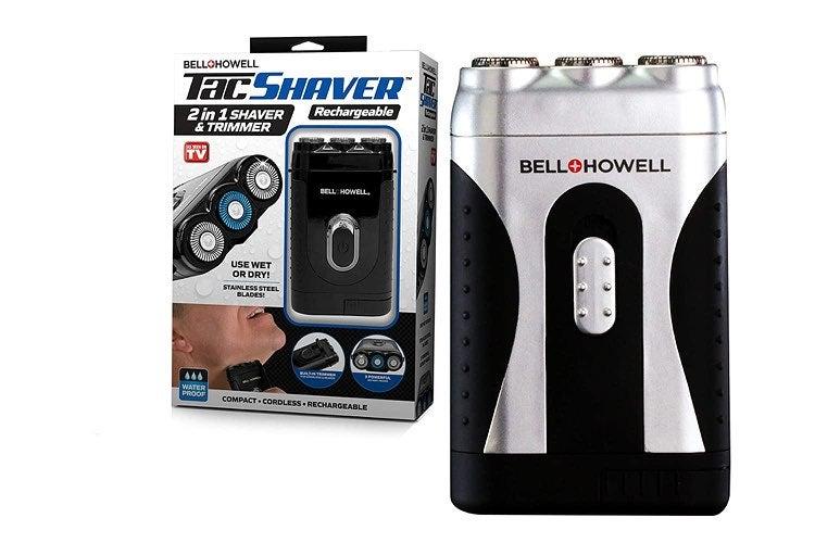 Bell & Howell TAC Shaver