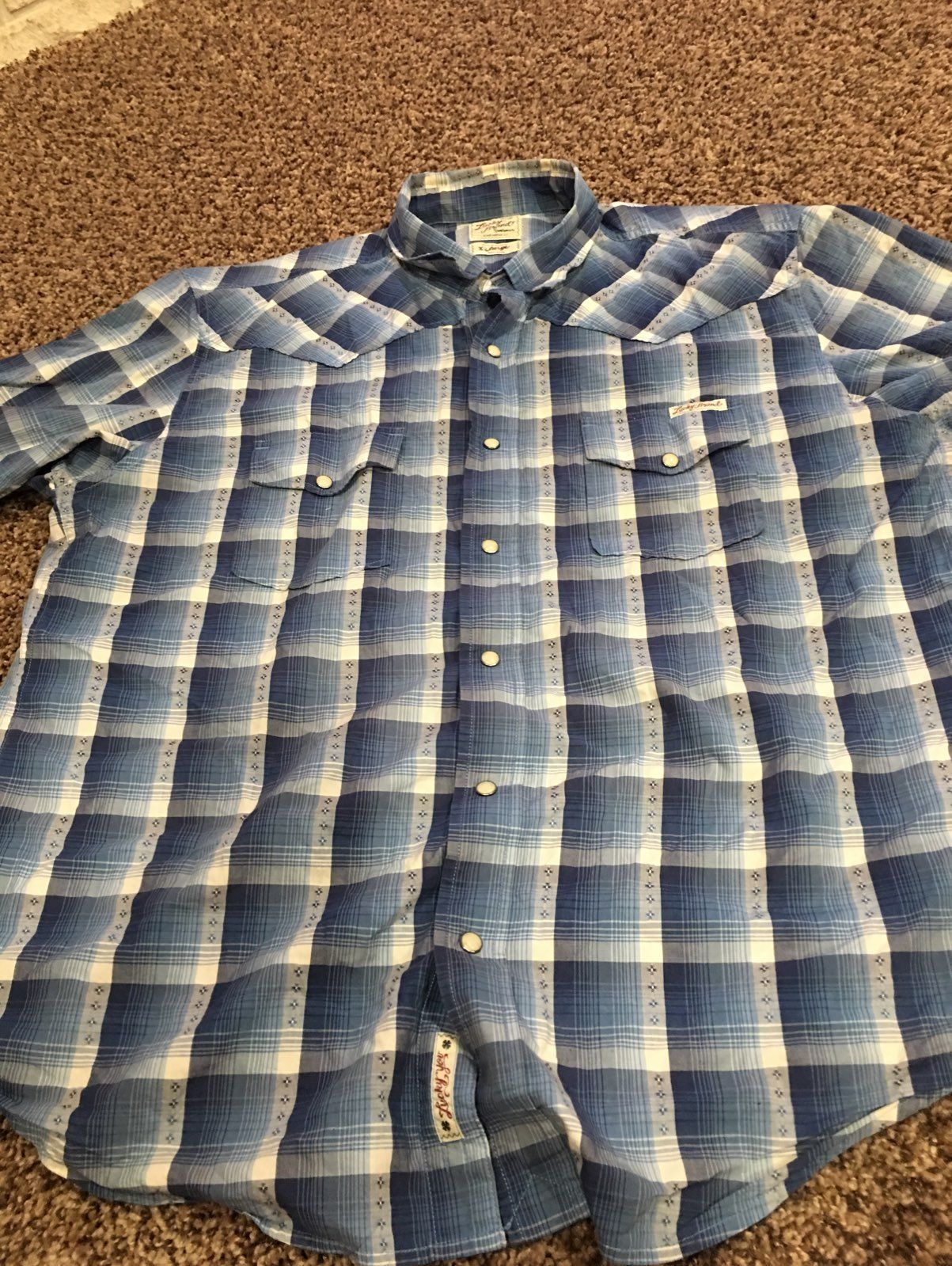 Shirt For Men's Size XL