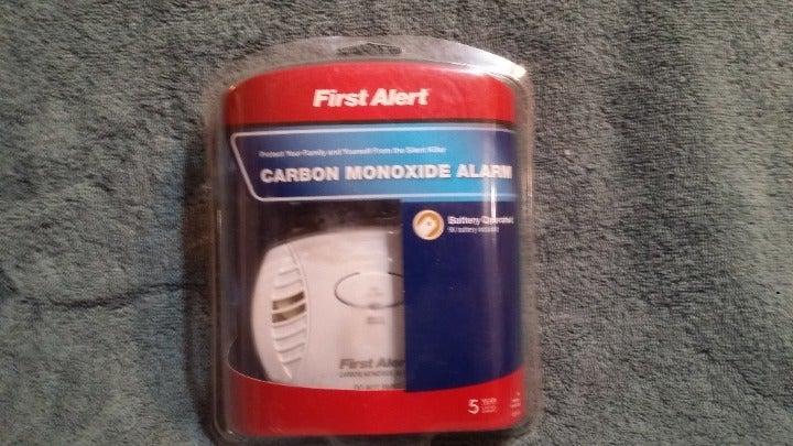 First Alert Carbon Monoxide CO400