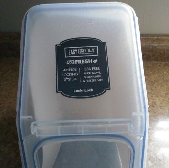 Easy Essential Pantry Locking System